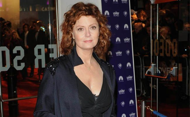 Susan Sarandon says she exaggerated her drug use.