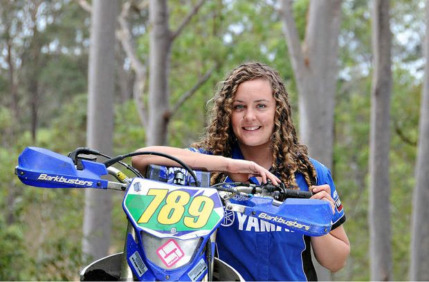 Women's Australian Off Road Championship Jemma Wilson battled tough conditions enduro racing in Portugal and Finland.