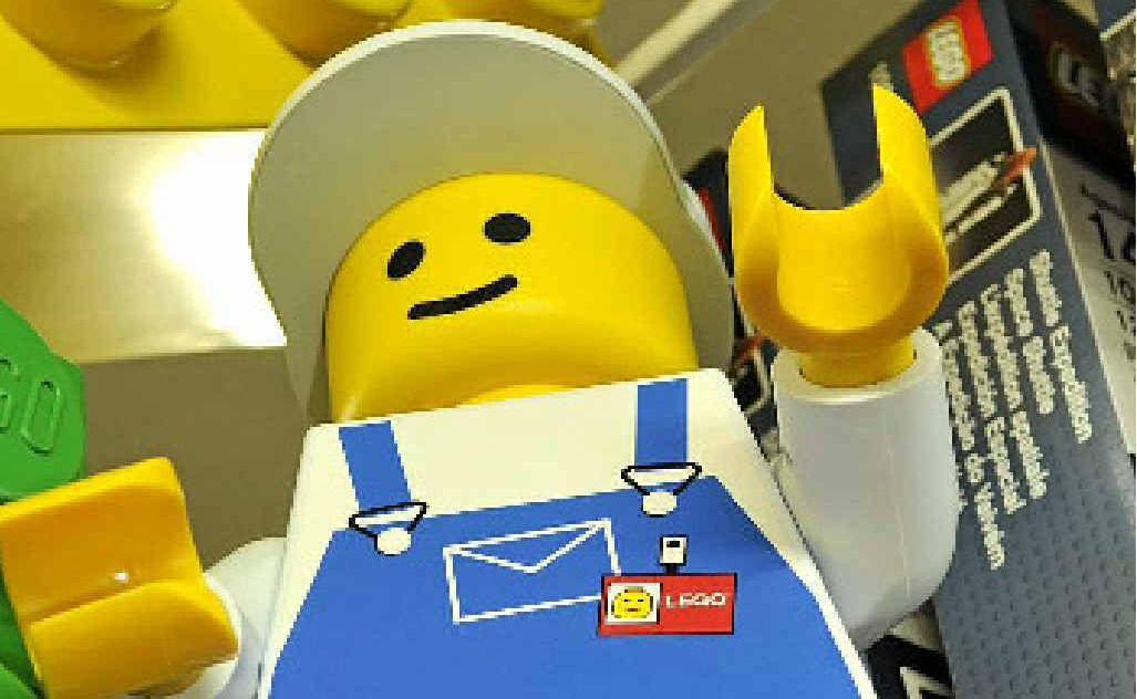 The ever-faithful Lego made the list of top toys for Christmas again.