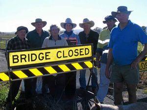 Bridge's fate still up in the air