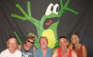 Frogmouth will play at Bellingen Federal Hotel.
