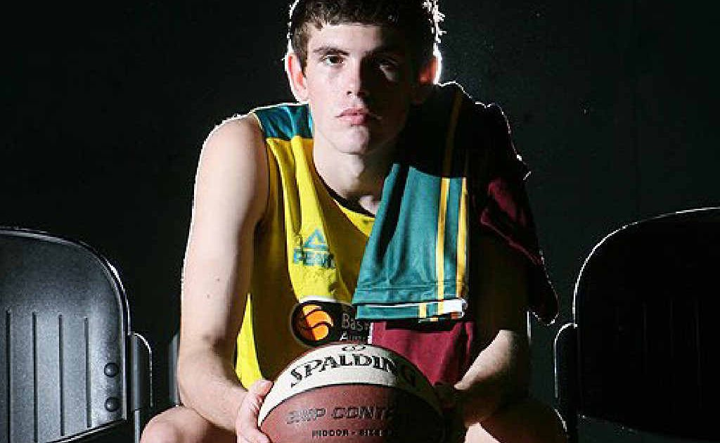 Jason Ralph is on track for basketball stardom with Ipswich Force coach Shane Heal as his mentor.