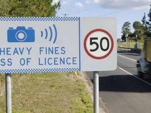 Speeding crack-down in Queensland