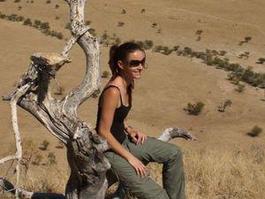Uni student helps cheetahs prosper