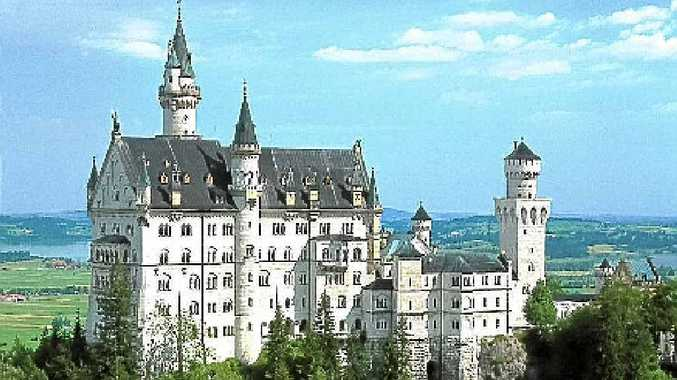 MAGICAL: Neuschwanstein Castle.
