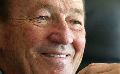 Keith Williams photographed in 2004. (Courtesy Brisbanetimes.com.au)