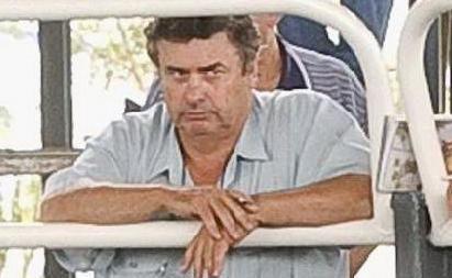 South Grafton abattoir owner Stuart Ramsey.