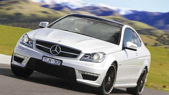 Mercedes-Benz has expanded its assault on the BMW M3 with its first two-door AMG version of the C-Class.