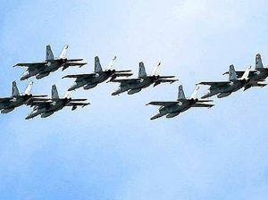 Hornets create a Super sight