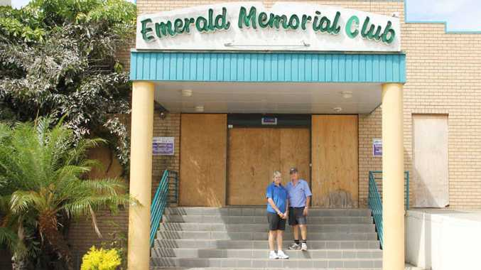 Exciting developments are already taking place at the old Memorial Club, which will be revamped into a buzzing shopping complex.