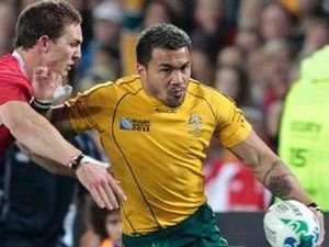 Wallabies beat Wales