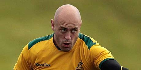 The Wallabies are determined that Nathan Sharpe's (pic) landmark 100th test will not be a flop.