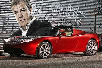 Top Gear's Jeremy Clarkson.