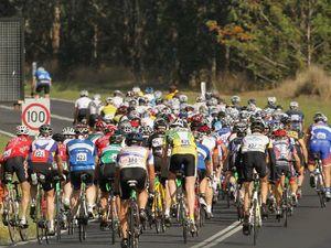 Cycling race record