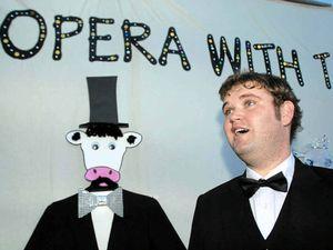 Cows opera a huge success