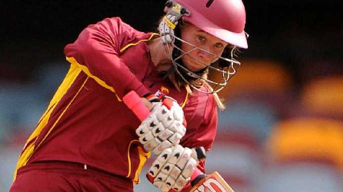 Hervey Bay's Beth Mooney made a solid start as an opener for the Queensland Fire women's cricket team in three games against the Tasmanian Roar in Brisbane.