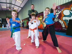 Martial arts keeping kids safe