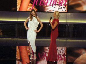 Montana crowned Australia's Top Model