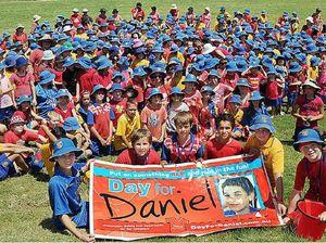 Entire school supports Daniel