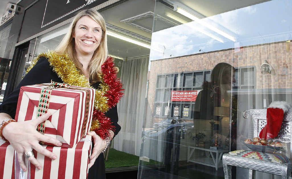 Top of Town's Province Modern Country owner Naomi George will be taking part in the Magical Window Awards competition.