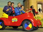 The Wiggles come to town