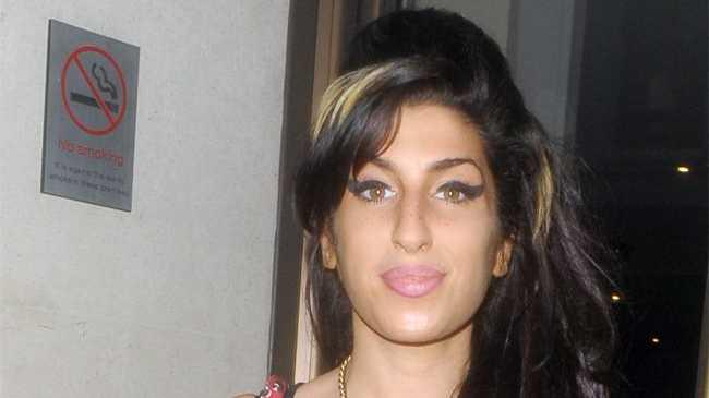 Amy Winehouse's ex Reg Traviss says she was