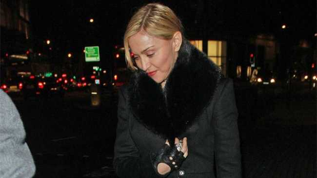 Madonna's stalker will be detained indefinitely in a psychiatric hospital.