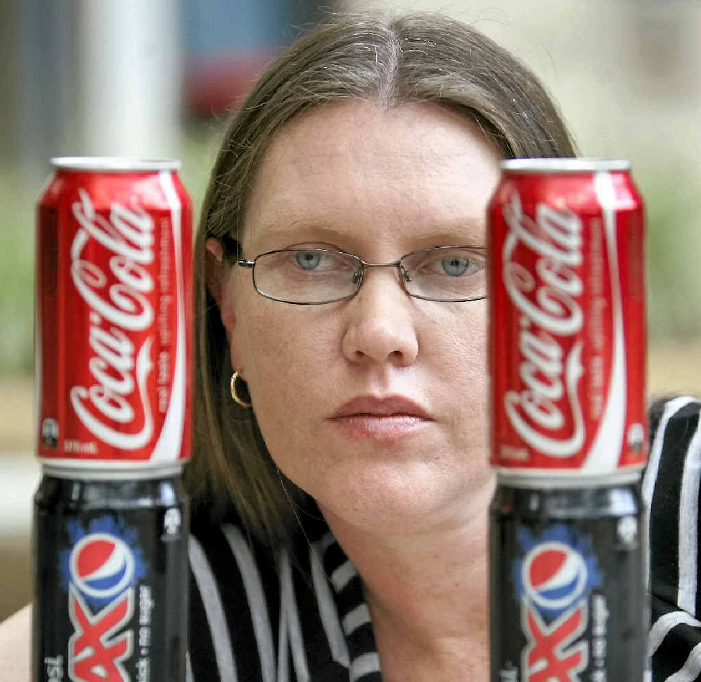 Dr Karena Burke says children and teens are consuming fizzy drinks a lot more frequently than in previous years.