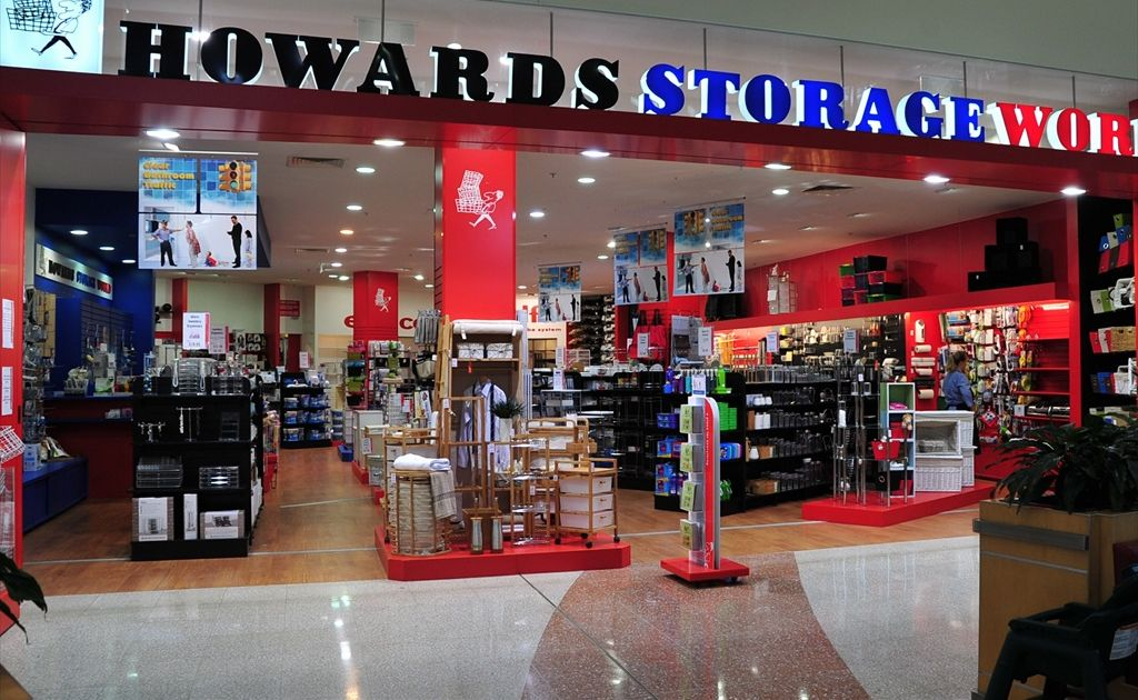 The Noosa Civic store in the Howards Storage World chain has closed for good.