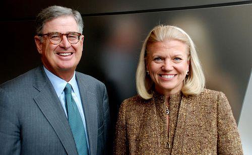 IBM Board of Directors Elects Virginia M.