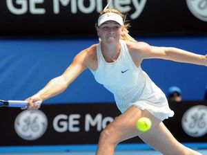 Sharapova hires Groeneveld as coach after dropping Hogstedt