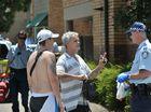 Stabbing in Hinker Parade at Maroochydore. Photo: Brett Wortman / Sunshine Coast Daily