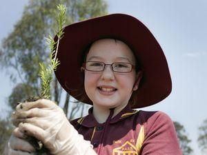 Children's Tree Planting