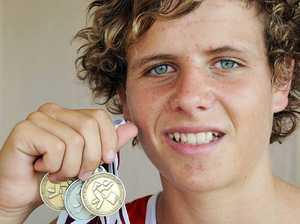 Champion son proves mum wrong
