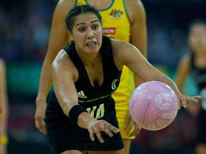 Silver Ferns shade Diamonds