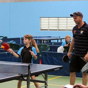 Table tennis titles to be a hit caboolture news for 10 table tennis rules