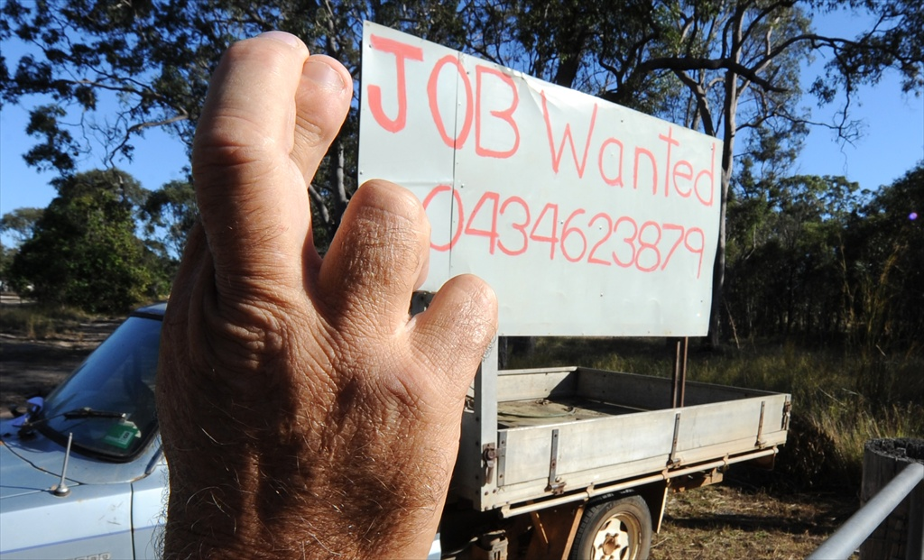 Young unemployed targeted in work for dole program.