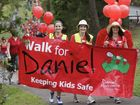 2000 join Walk for Daniel