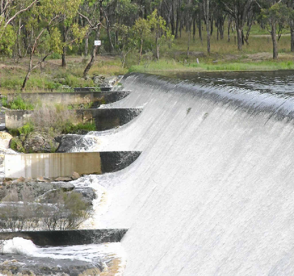 The work at Storm King Dam will involve installing permanent rock anchors into the dam wall, to strengthen it against the possibility of collapse if strained in a