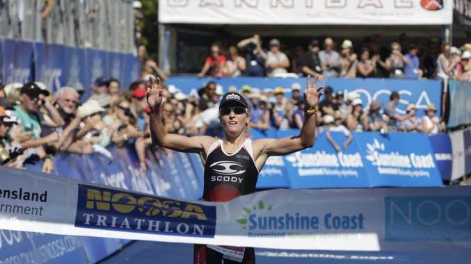 Noosa Triathlon is on this weekend.