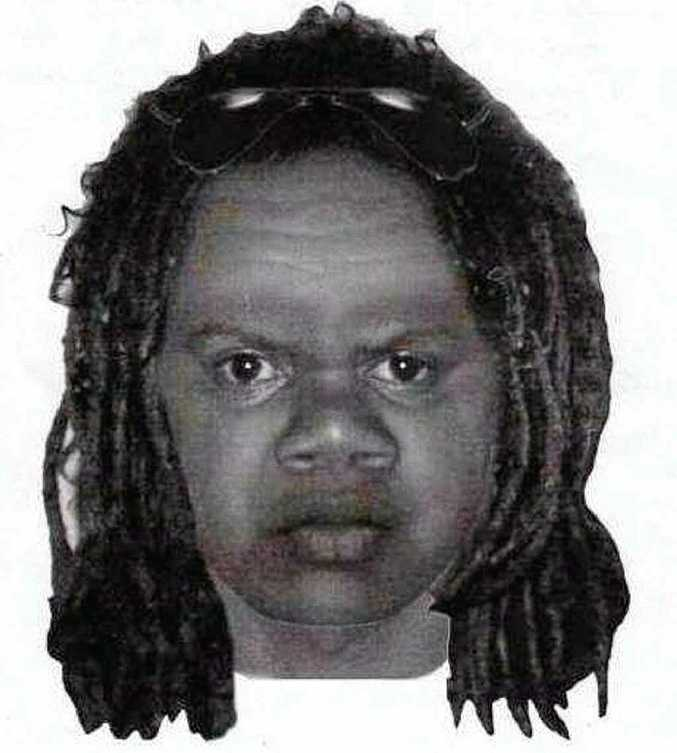Police are anxious to interview a man described as being in his 40s with dreadlocks and dark skin.