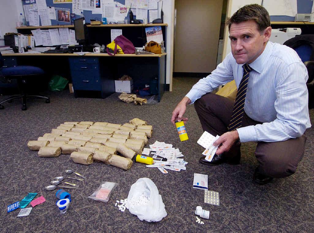 Roadside drug testing | Fraser Coast Chronicle