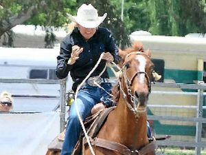 Rider makes triumphant return