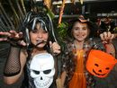 GHASTLY witches, spooky ghosts and zombies may be rattling on your door tonight for a trick or treat.