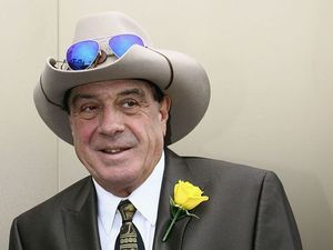 Molly Meldrum critical after fall