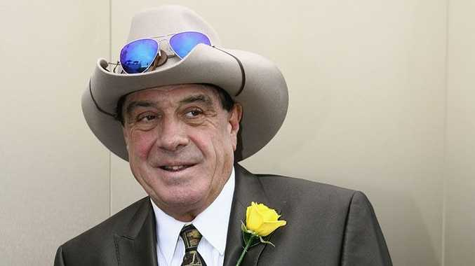 Molly Meldrum.