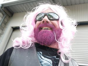 Pink Rocky HOGS
