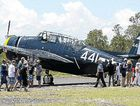 At last year's Great Eastern Fly-in at Evans Head this Avenger torpedo bomber from the Second World War was a crowd favourite.
