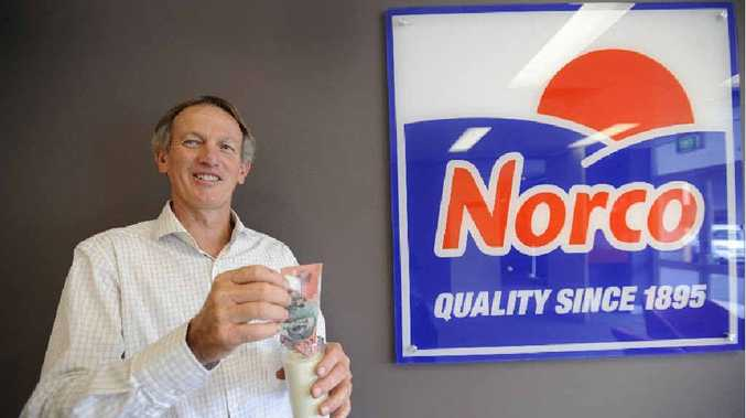 Norco Co-operative Ltd chairman Greg McNamara.