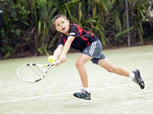 Juniors swing into tournament